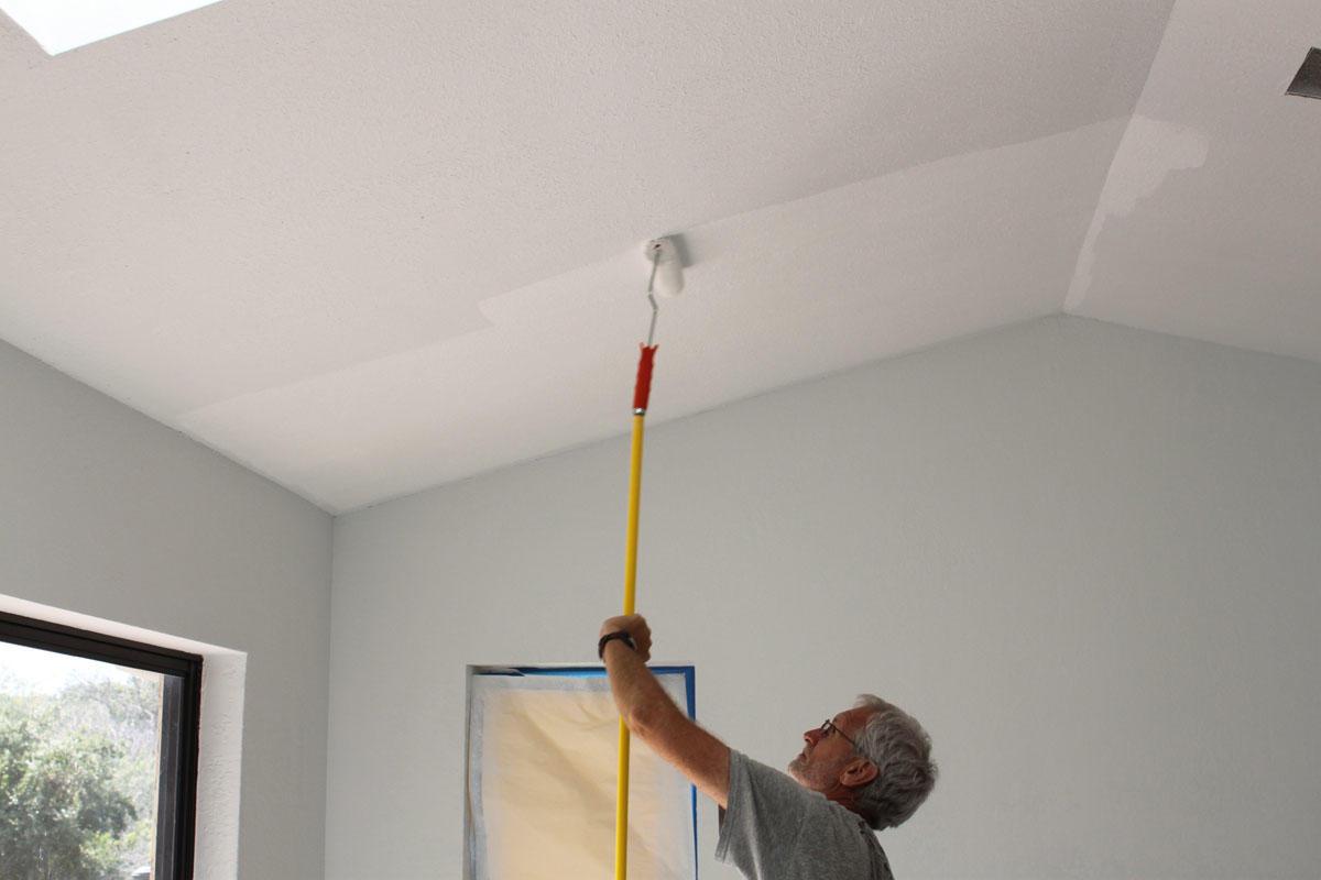 краска для потолка из гипсокартона какая лучше