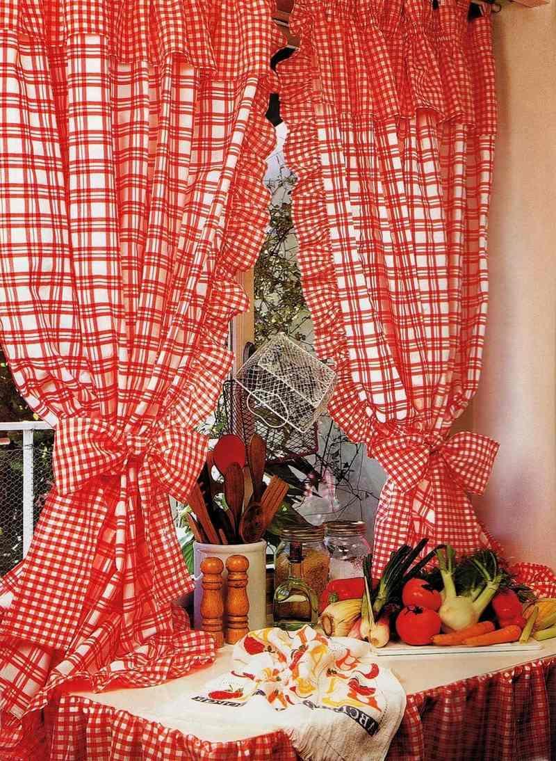 kak-sshit-shtory Как пошагово сшить шторы на кухню своими руками по выкройке?