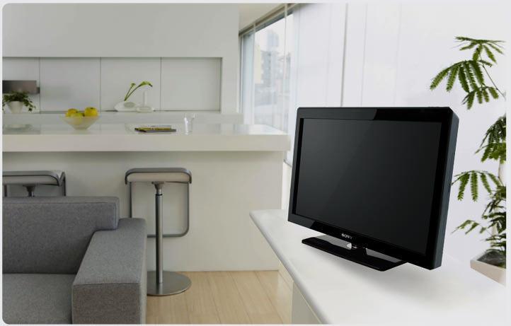 Полку для телевизора на кухне не рекомендуется размещать слишком высоко (что можно встретить очень часто). Золотое правило - телевизор должен располагаться чуть ниже уровня глаз, чтобы голову не приходилось поднимать