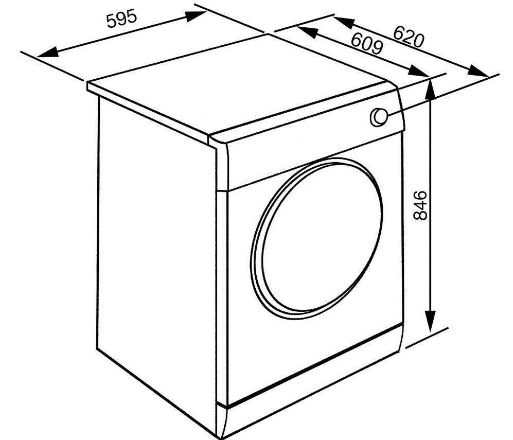 позволяют стиральные машины маленького размера автомат собрали самую полную