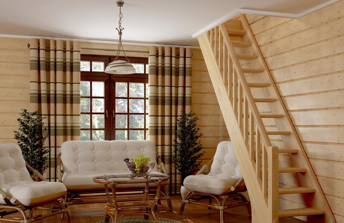 обожает куни межэтажная лестница для частного дома фото этой