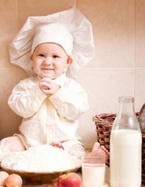 До какого возраста платят молочные на ребенка