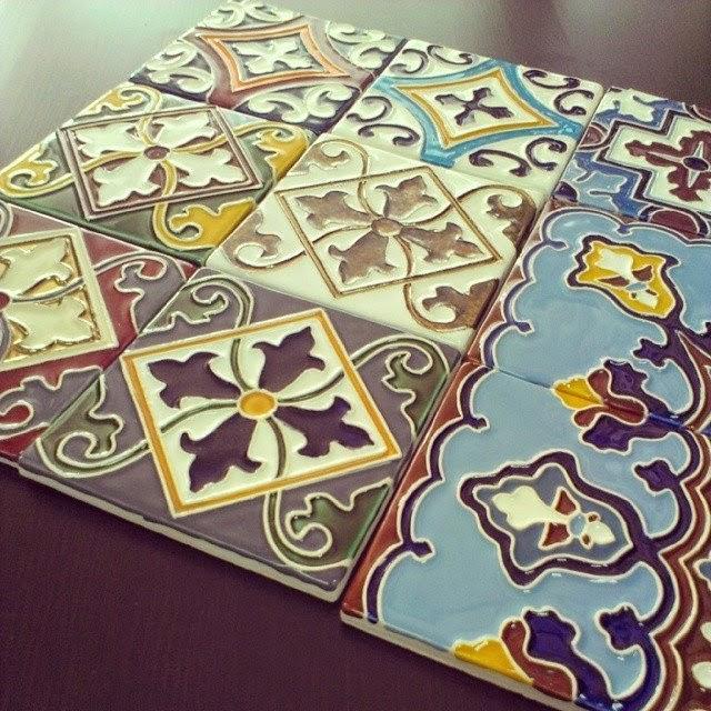 Преимущество керамической плитки ручной работы в ее уникальном и неповторимом дизайне
