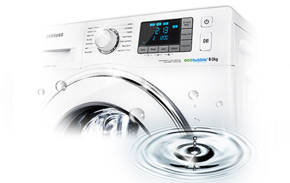 Выбирая стиральную машинку, следует обращать внимание на класс отжима