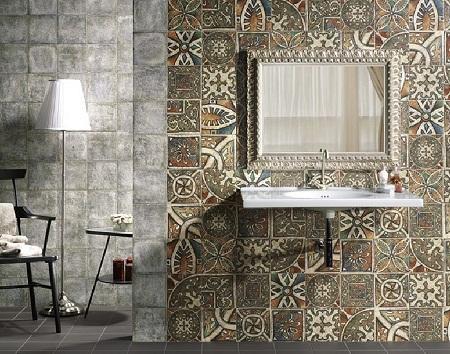 Испанская плитка отличается длительным сроком службы и отличными эстетическими качествами