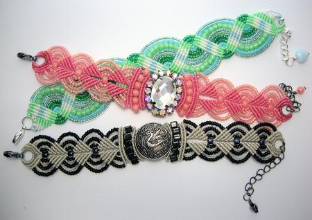 Screenshot_15 Макраме браслеты: схемы плетения и видео, с ниток как сплести своими руками, для начинающих с бусинами стиль