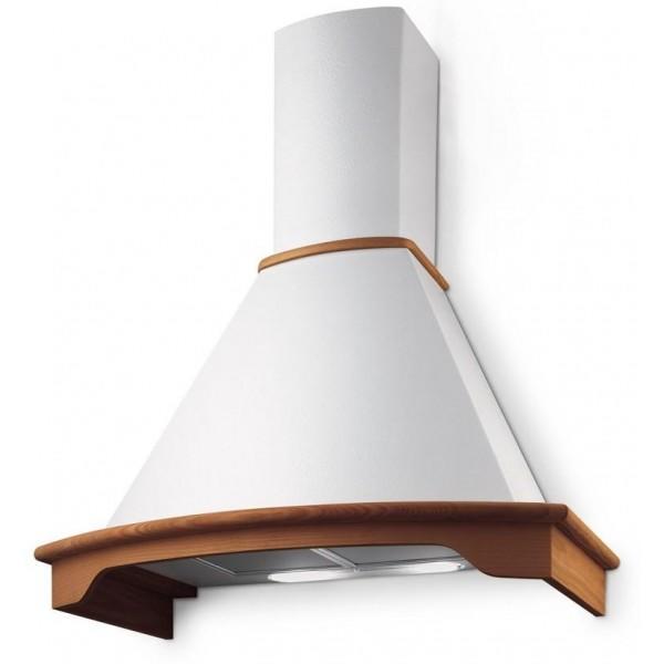 Каминная вытяжка является неотъемлемой частью кухни, которая предназначенна для отведения продуктов горения в дымоход