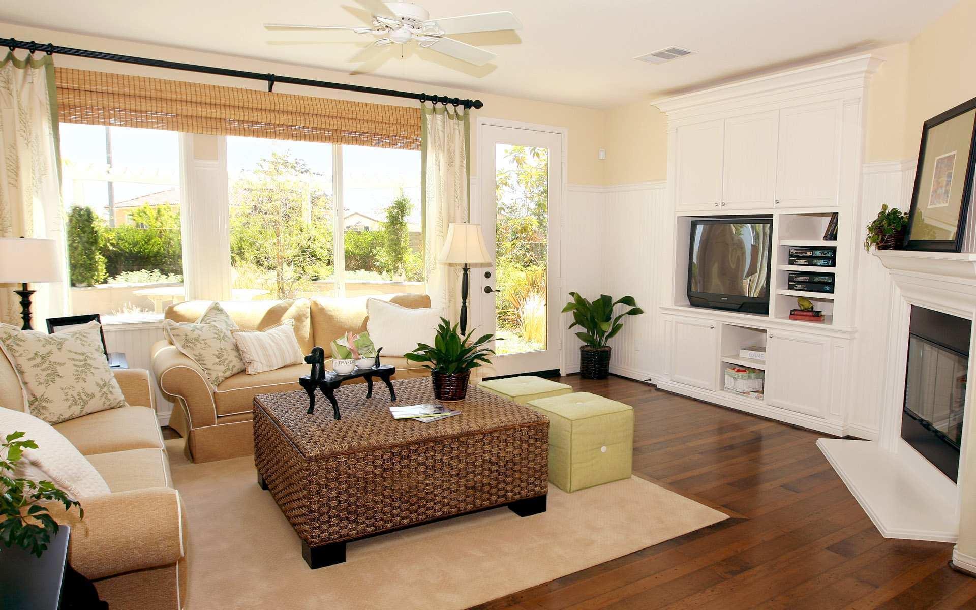Картинка гостиная в квартире