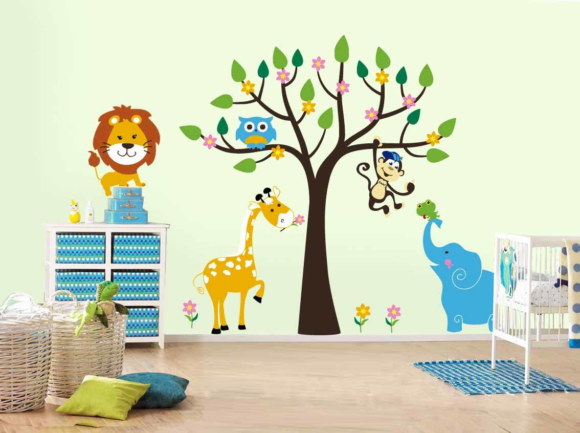 Картинки для детского сада оформление стен, днем