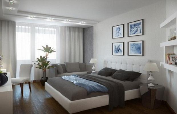 Создать красивую спальню легко, главное - проявить фантазию и поинтересоваться дизайнерскими новинками