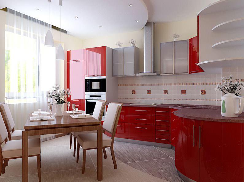 Сегодня существует множество вариантов отделки стен на кухне