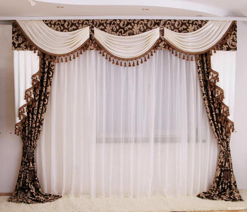 раскрашивать шторы дизайн для зала в картинках окрестностях