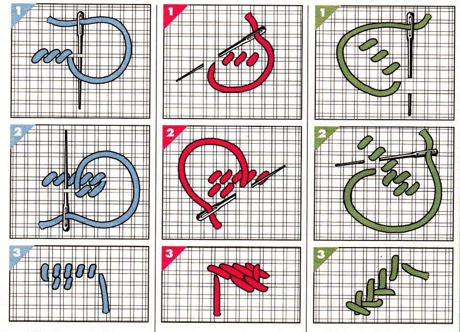 vishiv_gobel Оригинальный гобеленовый шов в вышивке крестом: 4 особенности техники