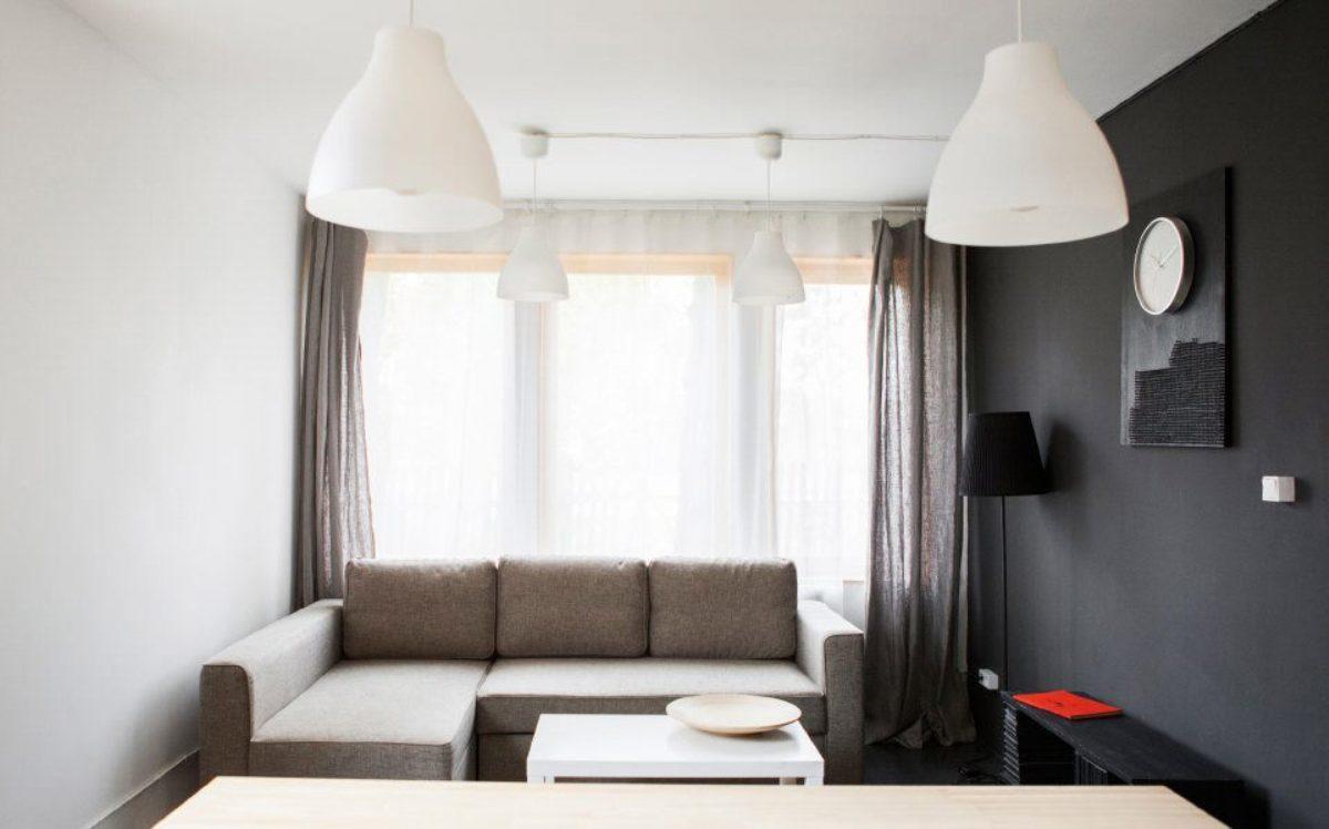 Оформить спальню можно скромно и лаконично используя стиль минимализм