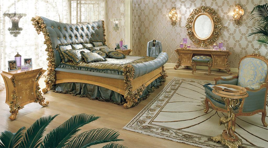 Коллекция BOUQUET от RIVA — вариант для спальни