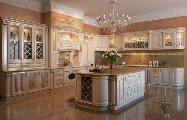 Элитные кухни в Москве