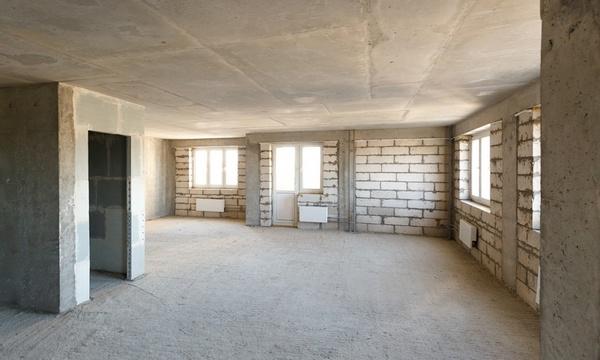 При покупке квартиры в новостройке раскрывается большой простор для фантазий