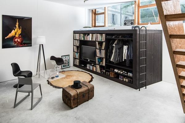 Многофункциональная мебель - отличное решение по эргономичному обустройству помещения