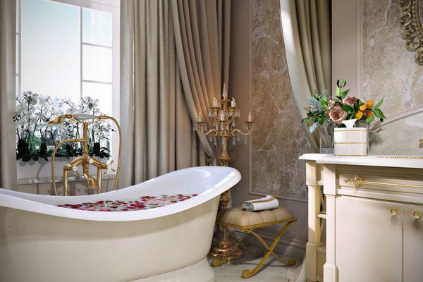 Ванную комнату без хлопот можно превратить в уютное помещения для отдыха души и тела