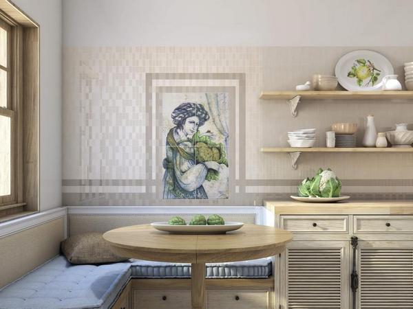Kerama Marazzi Аверно - создает неповторимый дизайн в интерьере