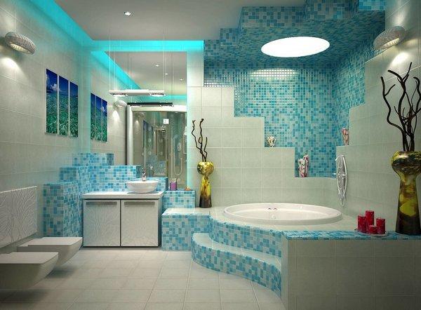 Сегодня керамическая плитка Kerama Marazzi позволяет создать интерьер помещения на любой вкус