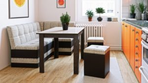 Как правильно выбрать мебель на кухню?