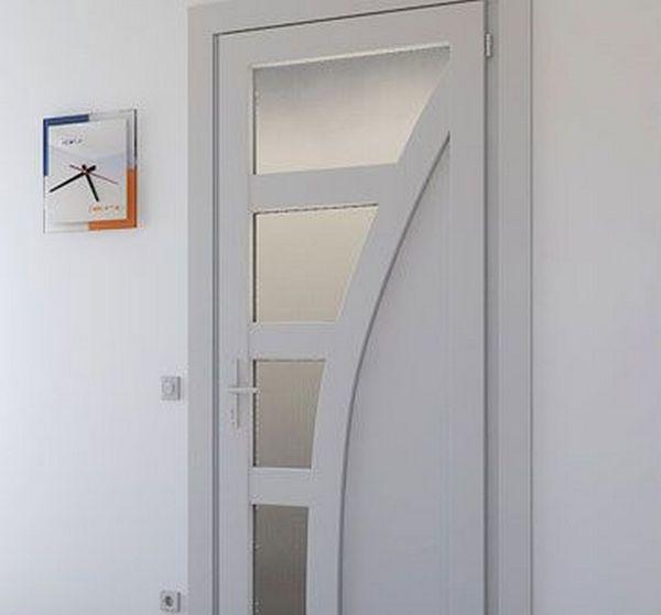 Межкомнатные двери с пленкой ПВХ