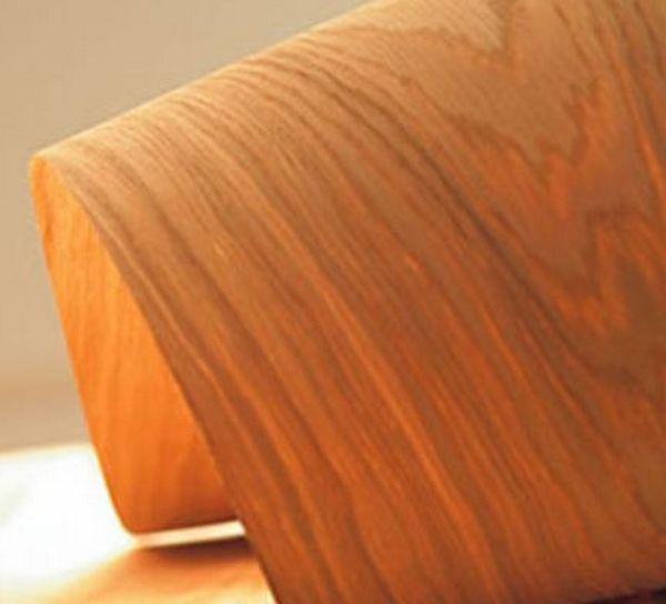 Натульный шпон является достойной альтернативой цельной древесине