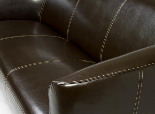 Кожаные диваны – натуральная элегантность