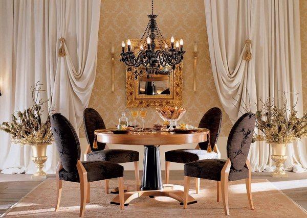 Оригинальные стулья для гостиной - какими они могут быть