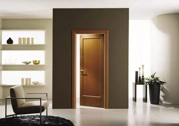 1.Распашные двери