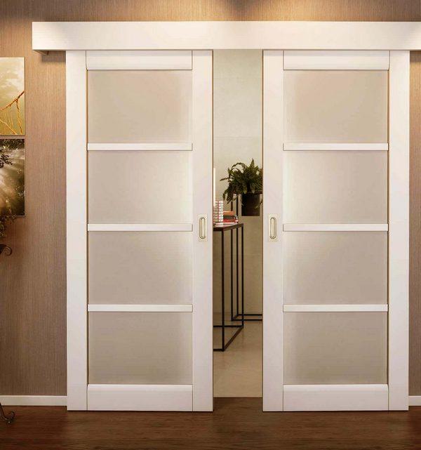 2.Раздвижные двери