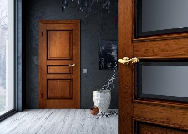 Ульяновские межкомнатные двери из массива