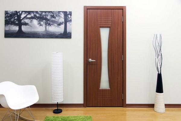 Лминированные двери недорого