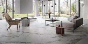 Натуральный камень в интерьере создает неповторимый дизайн