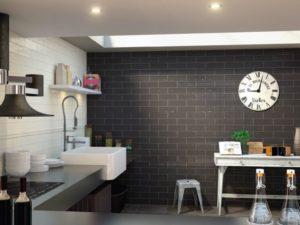 Узнать все о том, как выбрать плитку на стены для кухни