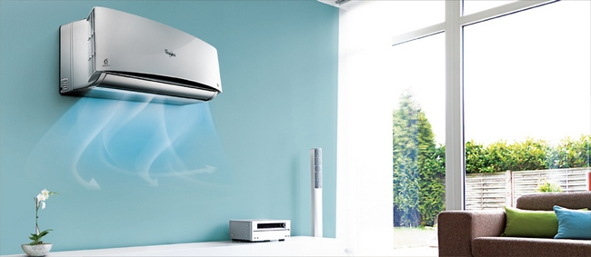 Сплит-система позволит создать и поддерживать оптимально комфортный микроклимат в помещении
