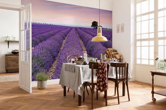 Фотообои на кухню – практичное и современное решение для городской квартиры или частного коттеджного дома