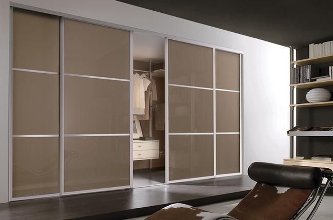 Шкафы-купе в дизайне интерьера
