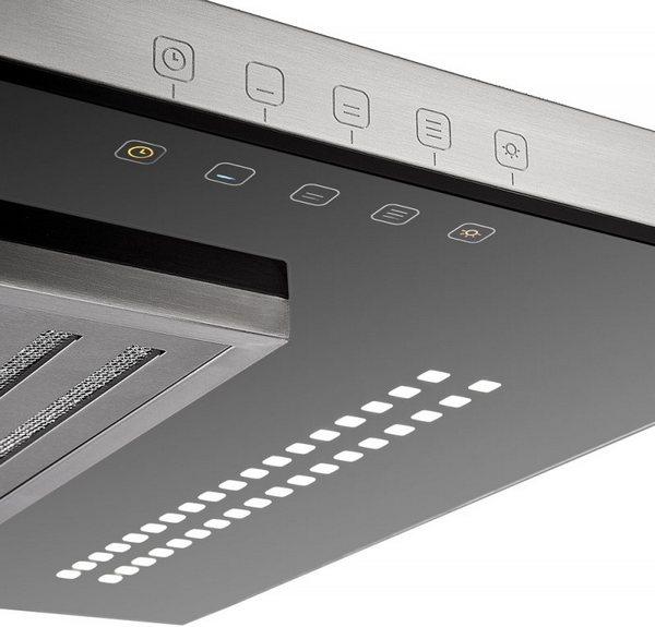 Вытяжка для кухни с сенсорным управлением