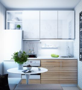 Обустройство маленькой кухни. Как выбрать мультиварку.