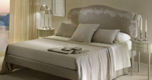 Как выбрать кровать с мягким изголовьем: рекомендации, особенности