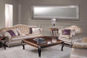 Выбираем комфортную мебель для гостиной с салоном Mobilicasa
