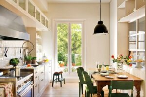 Практичная кухня - на что обратить внимание при проектировании и ремонте кухни