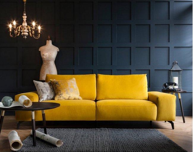Выбирайте цвет: диваны, которые оживят любой интерьер