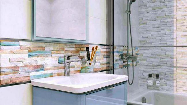 Керамическая плитка Alma Ceramica Mattone в дизайне интерьера